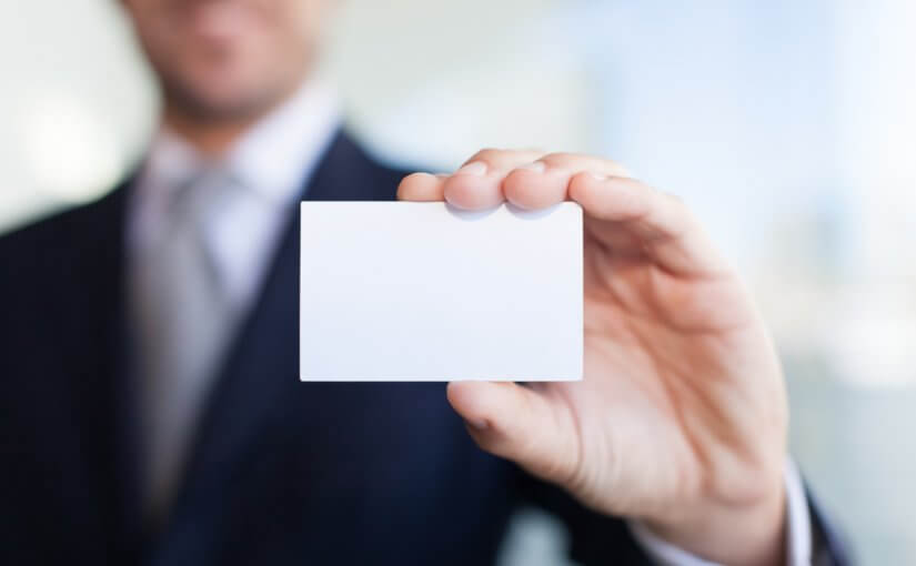 8 Reasons Why Personal Business Cards Are Still Relevant In The Digital Age